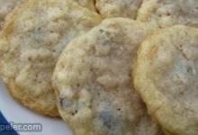 Oatmeal Sugar Cookies