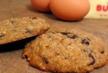 Old Fashion Oatmeal Cookies