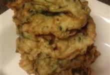 Old-Fashioned talian Zucchini Fritters