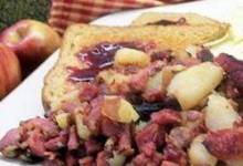 One Skillet Corned Beef Hash