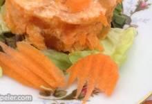 Orange Carrot Gelatin Salad