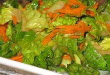orange citrus vinaigrette