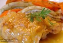 Orange Juice Chicken
