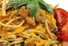 Oven-Baked Chicken Linguine