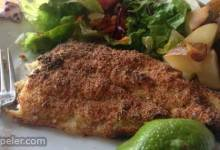 Oven-Fried Catfish