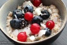 Overnight Buckwheat Oats