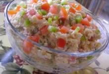 overnight cornbread salad