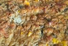 oyster casserole