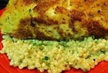 pan-roasted miso-marinated sea bass