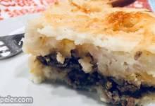 Pastel de Papas (Beef Shepherd's Pie)
