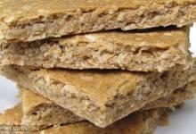 peanut butter banana protein bars