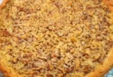 pecan-coconut-chess pie