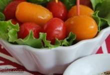 Pepper Vodka Cherry Tomatoes