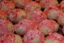 peppermint snowballs