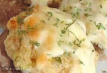 Perfect Crab-Stuffed Mushrooms