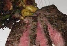 Perfect Flat ron Steak