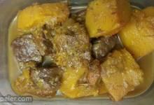 Persian-Style Pumpkin Stew