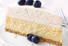 PHLADELPHA Vanilla Mousse Cheesecake