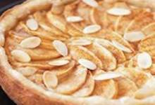 PHLLY Bavarian Apple Torte