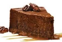 phlly chocolate turtles® cheesecake