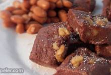 Pinto Bean Fudge