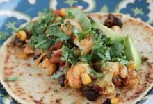 plant-based taco