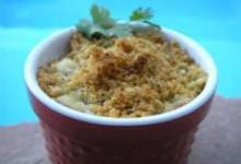 Poppy Seed Poultry Casserole