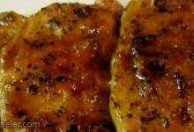 Pork Chops with Basil and Marsala