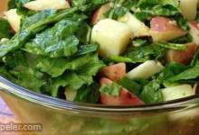 Potato Arugula Salad