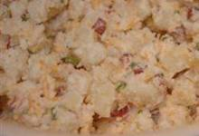 Potato Salad with Cream