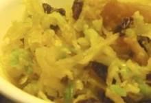 pumpkin-apple salad