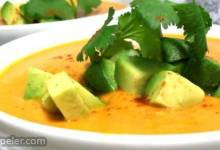Pumpkin Chipotle Soup