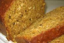 Pumpkin Coconut Bread