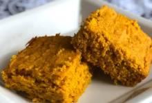 pumpkin cornbread (gluten free)
