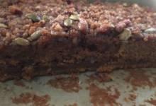 pumpkin crunch pudding cake