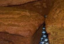 pumpkin flax quickbread