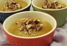 Pumpkin Pot De Creme
