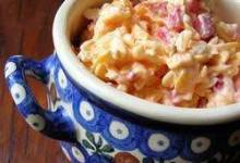 Quick and Easy Pimento Cheese