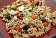 Quick Artichoke Pasta Salad