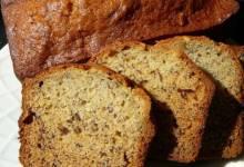 quick mix banana nut bread