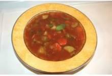 Quick talian Vegetable Soup