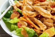 Quick Thai Chicken Salad