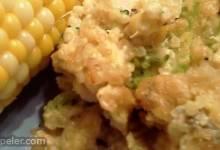 Quinoa Broccoli Casserole