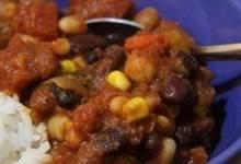 Rae's Vegetarian Chili