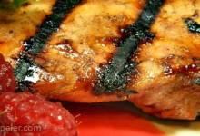 Raspberry-Marinated Chicken