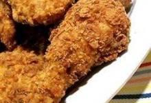 restaurant-style extra crispy chicken