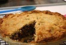 Reveillon Tourtiere