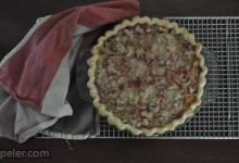 Rhubarb Pie V