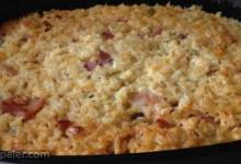 Rice and Ham Casserole