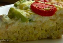 Rice Quiche Crust